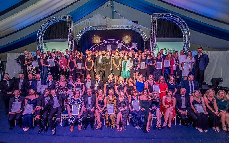 Winners announced at the 2018 Somerset Business Awards